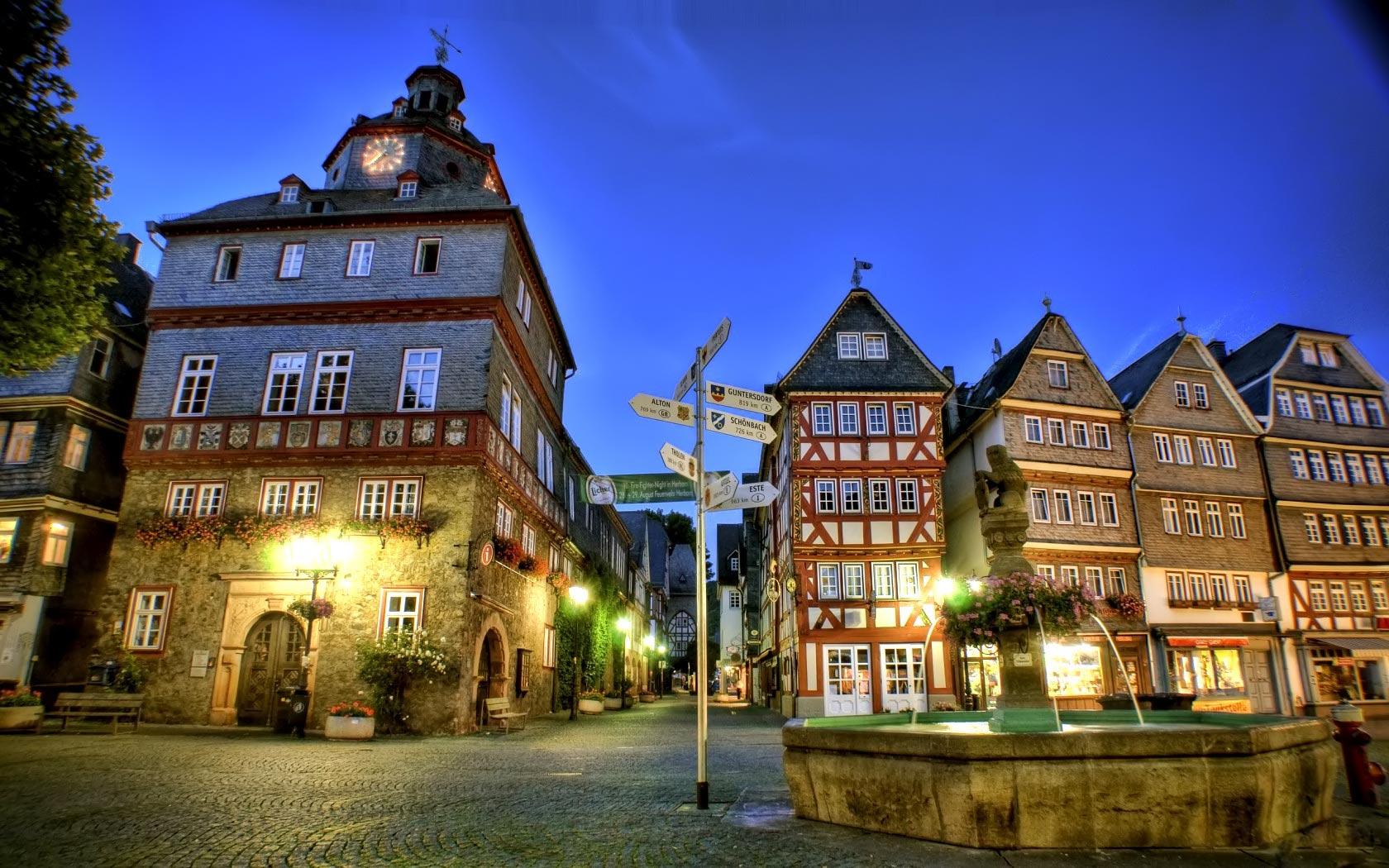 Circuito por Alemania barato