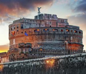 viaje organizado a Roma