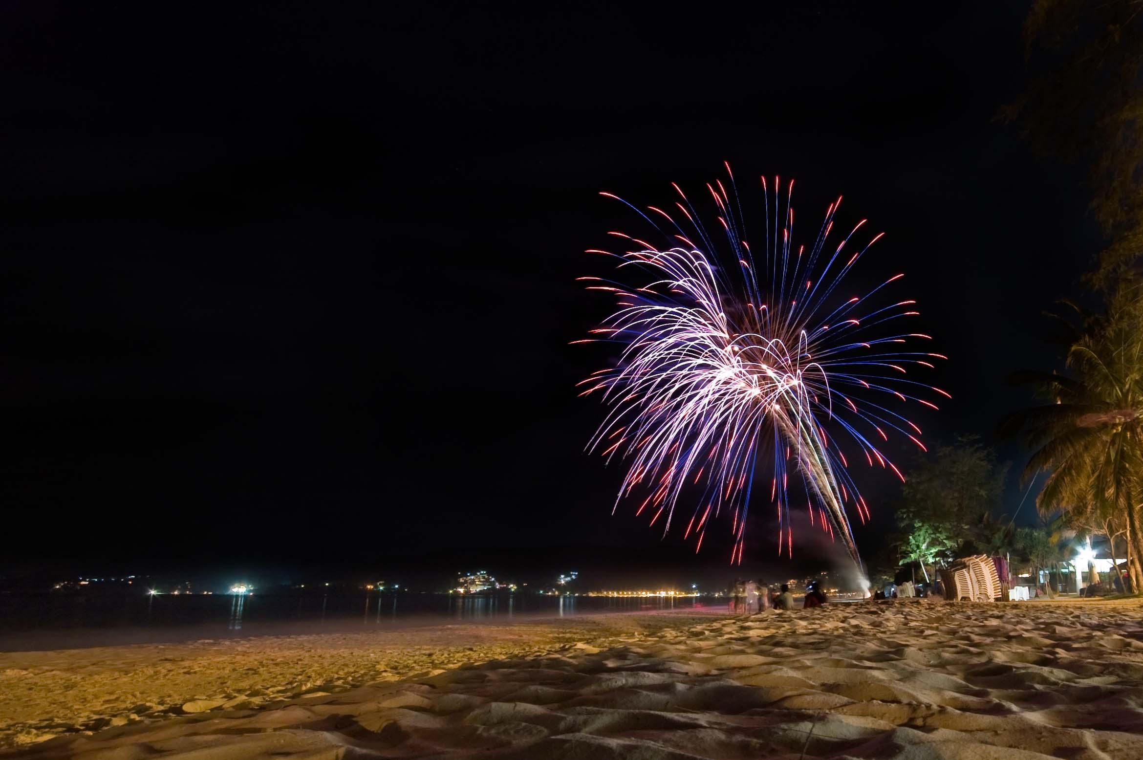 Nochevieja en Riviera Maya