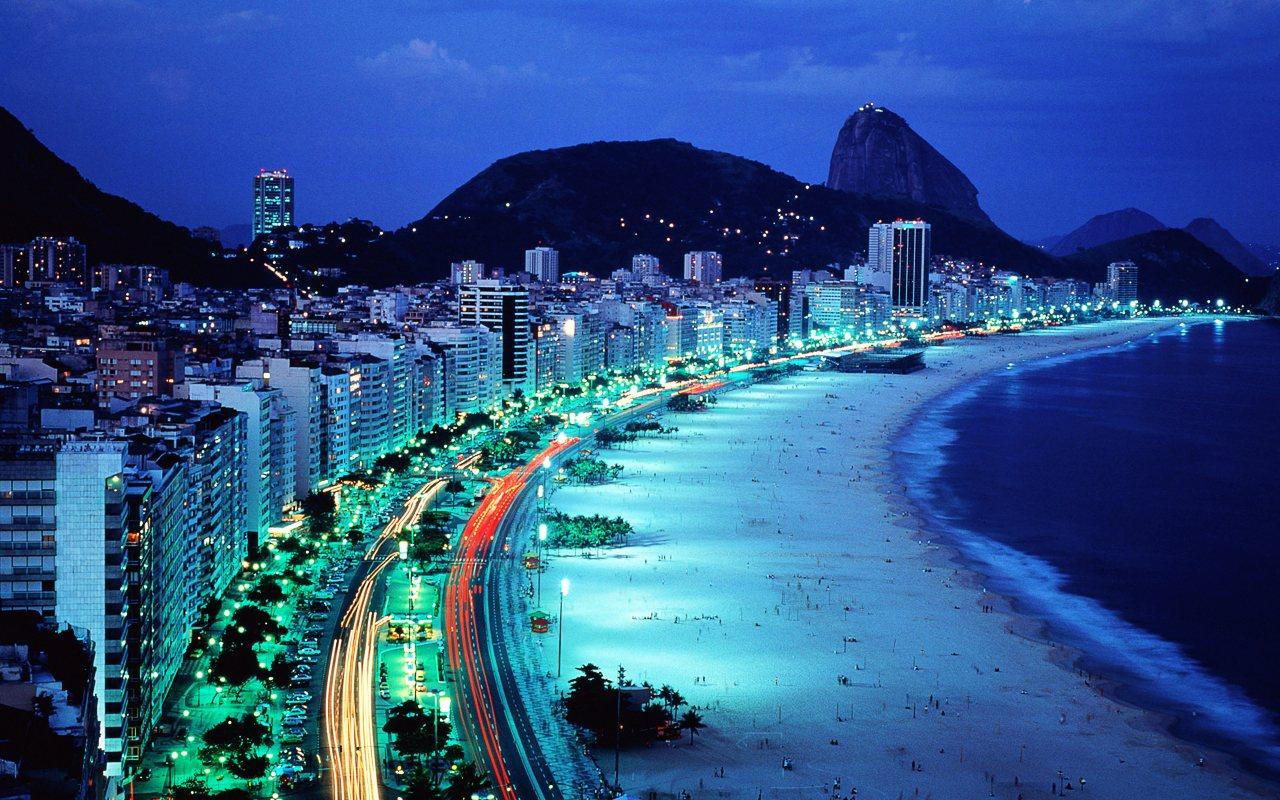 Viajes baratos a Brasil