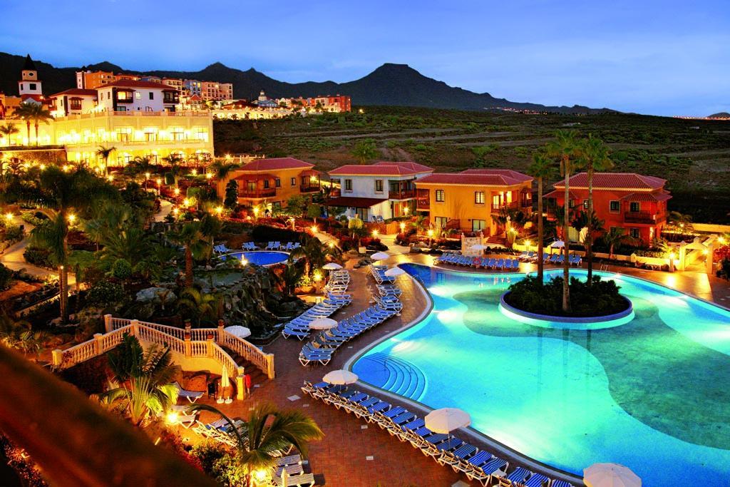 Hotel Bahía Príncipe Tenerife foto