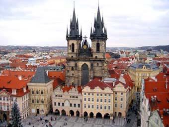 Viaje organizado a Praga