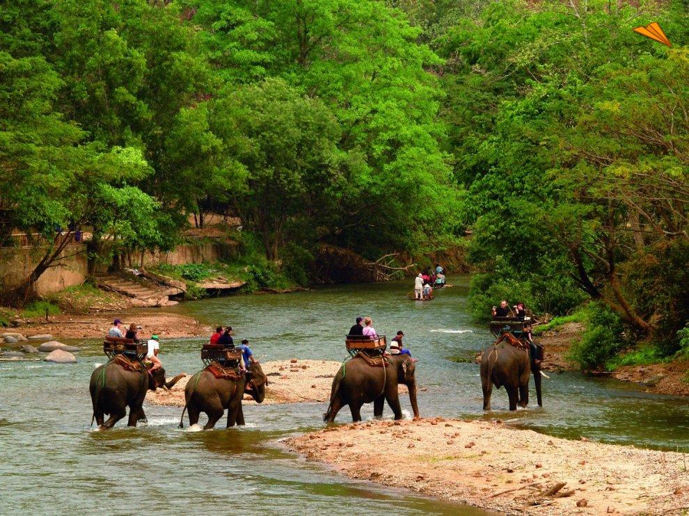 Circuito Reino de Siam Tailandia