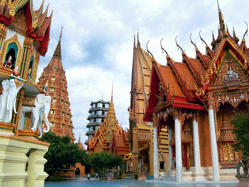 Circuito Tailandia Reino Siam