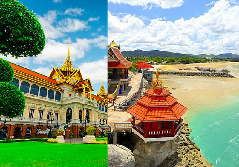 Tailandia Bangkok y Hua Hin