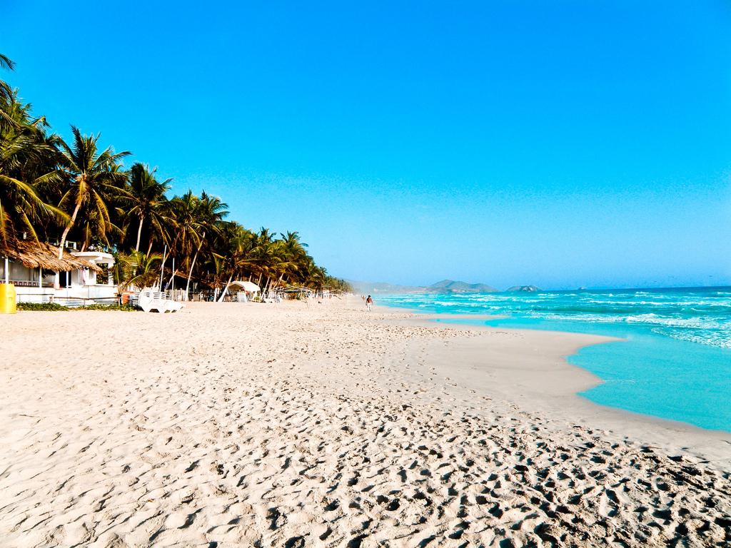 Isla Margarita todo incluido