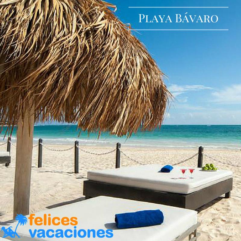 Playa Bávaro hoteles 5 estrellas