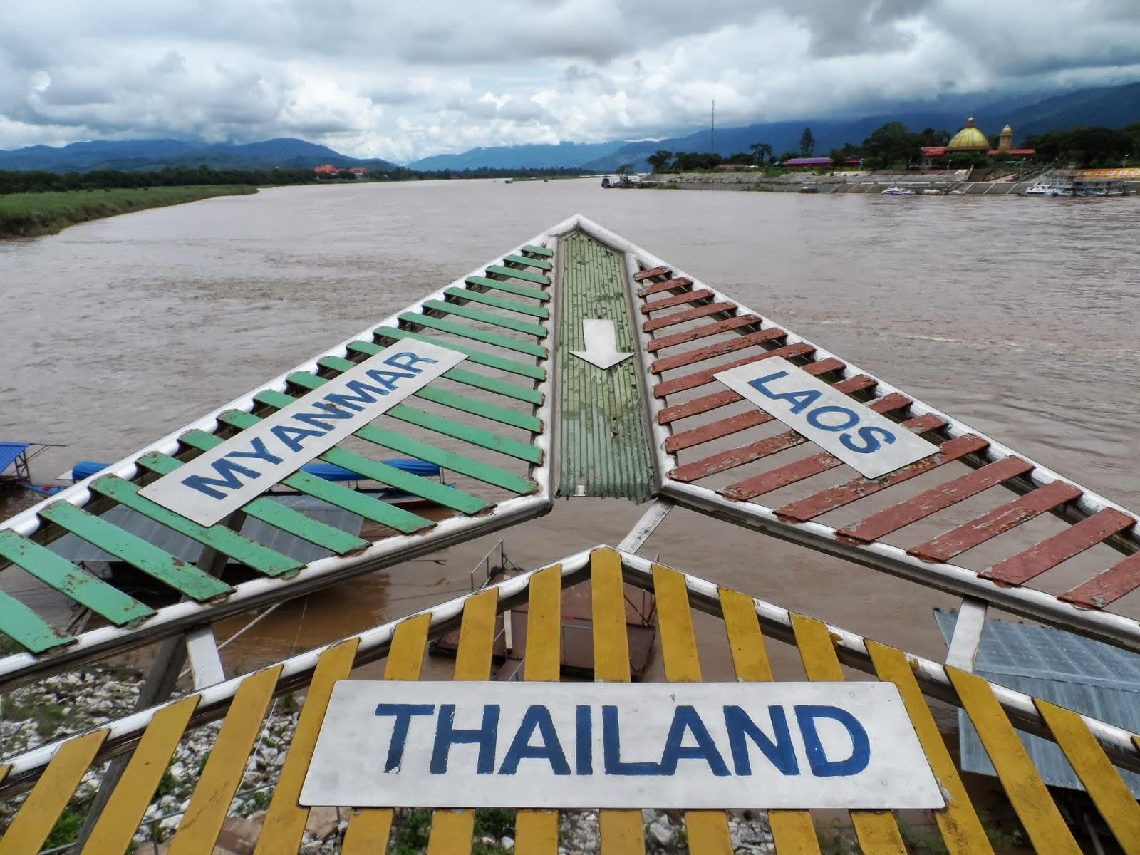 Triangulo oro tailandia ofertas de viajes baratos for Piscina triangulo de oro