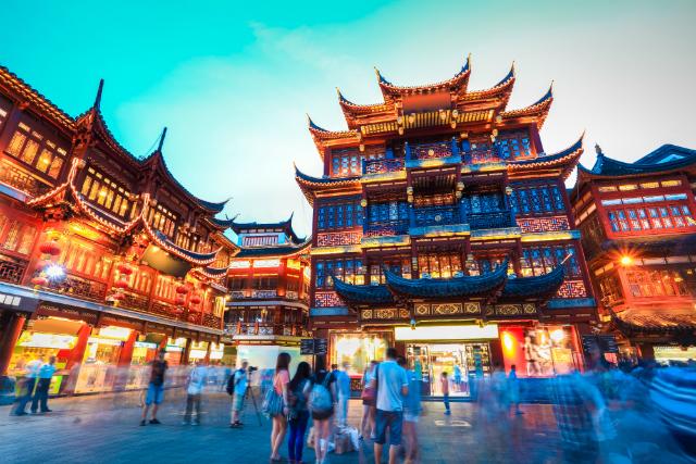 Viajes a China baratos