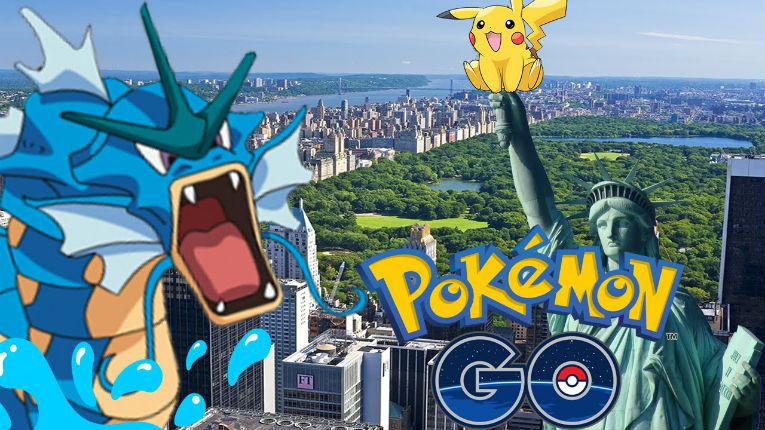 Viaje Safari Pokemon GO