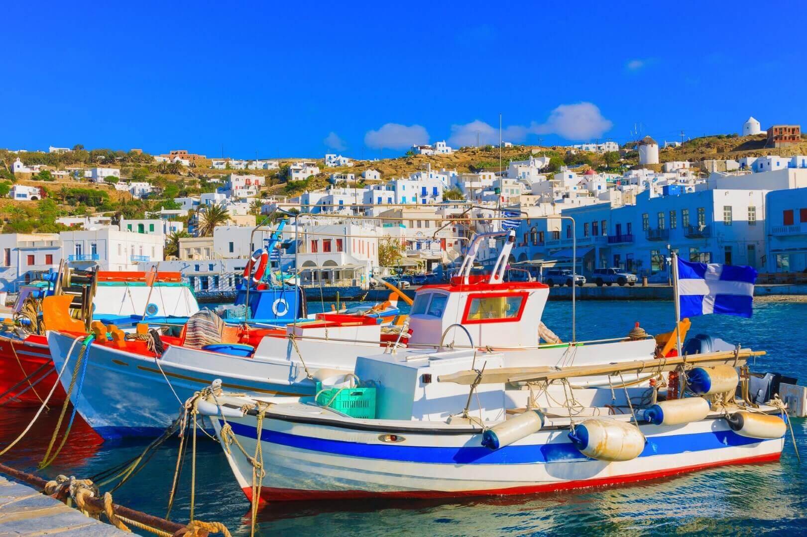 conocer las islas del Mediterraneo