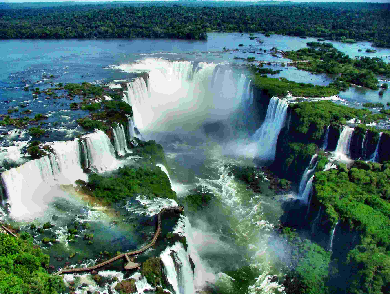 Cataratas de Iguazu lado brasileño