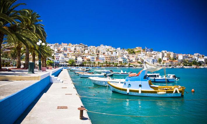 oferta de viaje barato a Creta