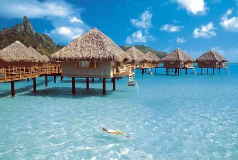 Luna de Miel Bora Bora
