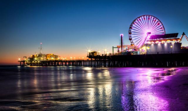Oferta de viaje a Los Angeles