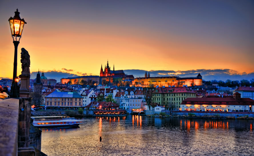 viaje a Praga y Bohemia