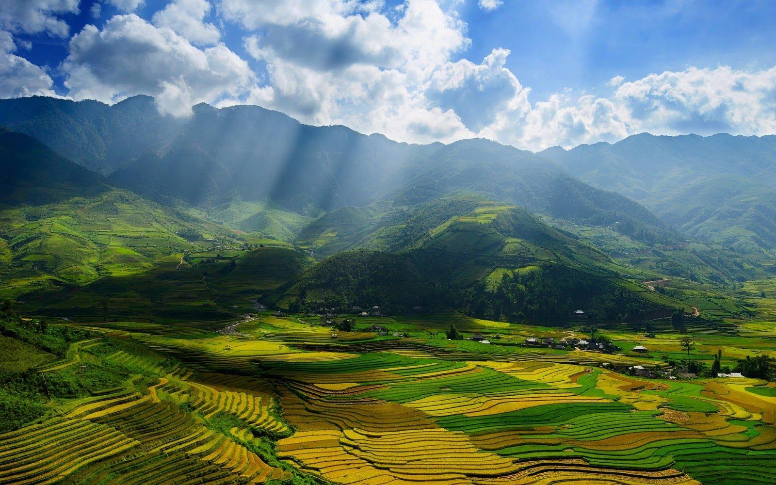 Gran tour por vietnam