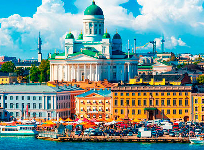 Oferta de viaje a Finlandia