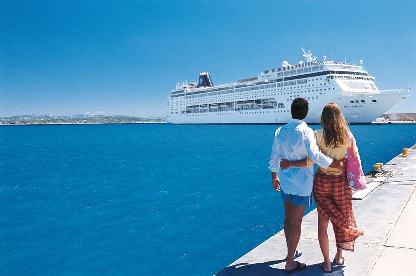 Viaje de novios en crucero