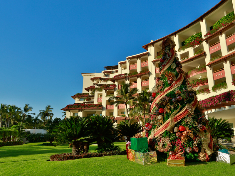 Hoteles navidad Riviera Maya