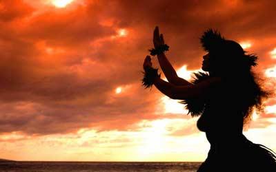 Luna de miel Hawaii