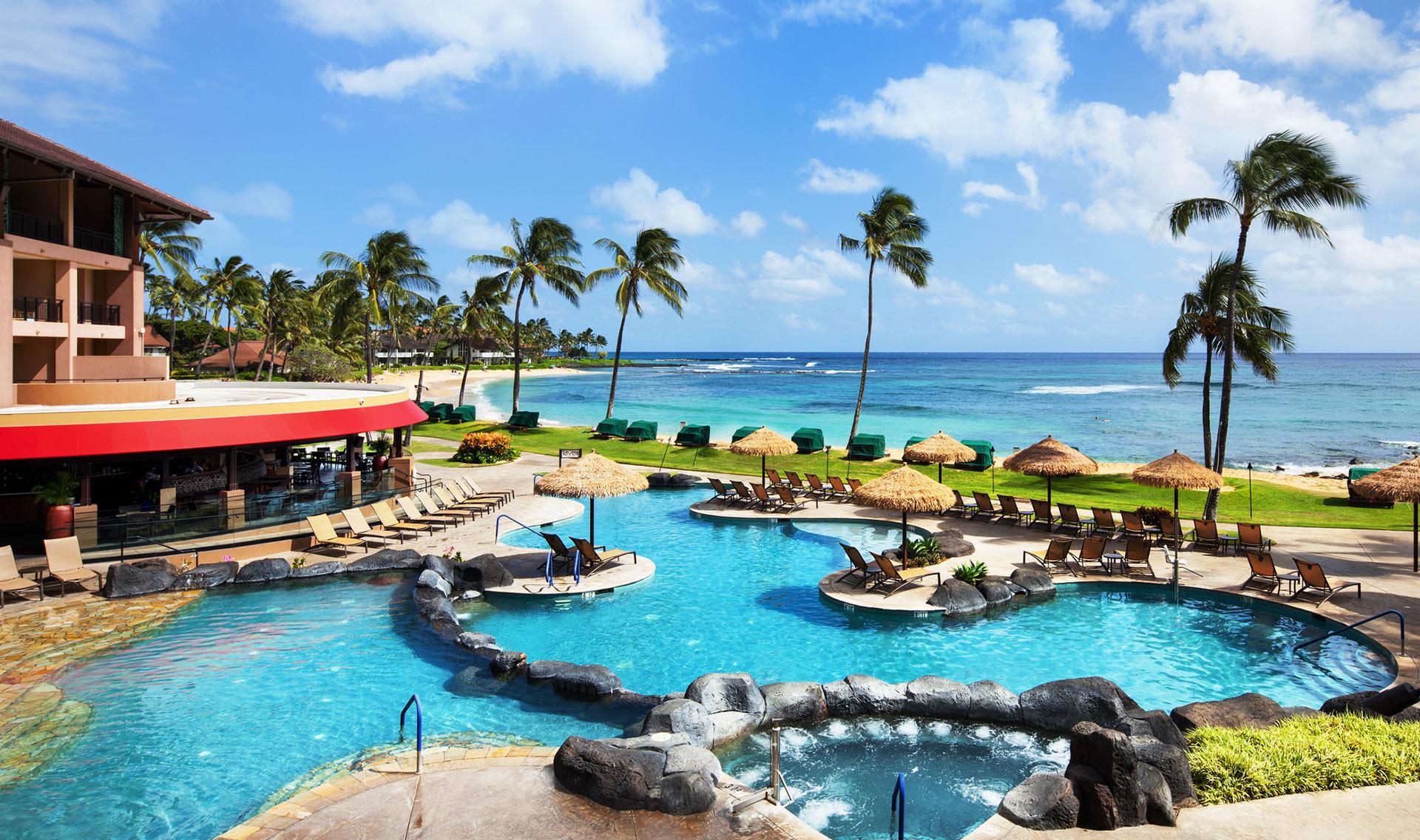Hoteles en Hawaii