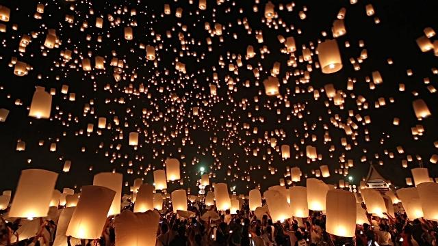 Año nuevo en Tailandia