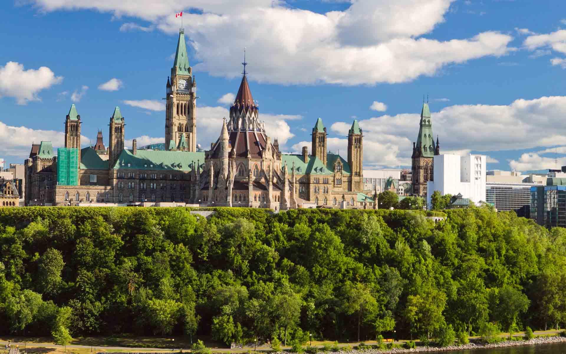 viaje de novios a Canada Ottawa