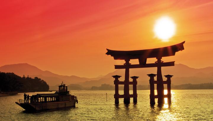 Viaje de novios en Japon Torii