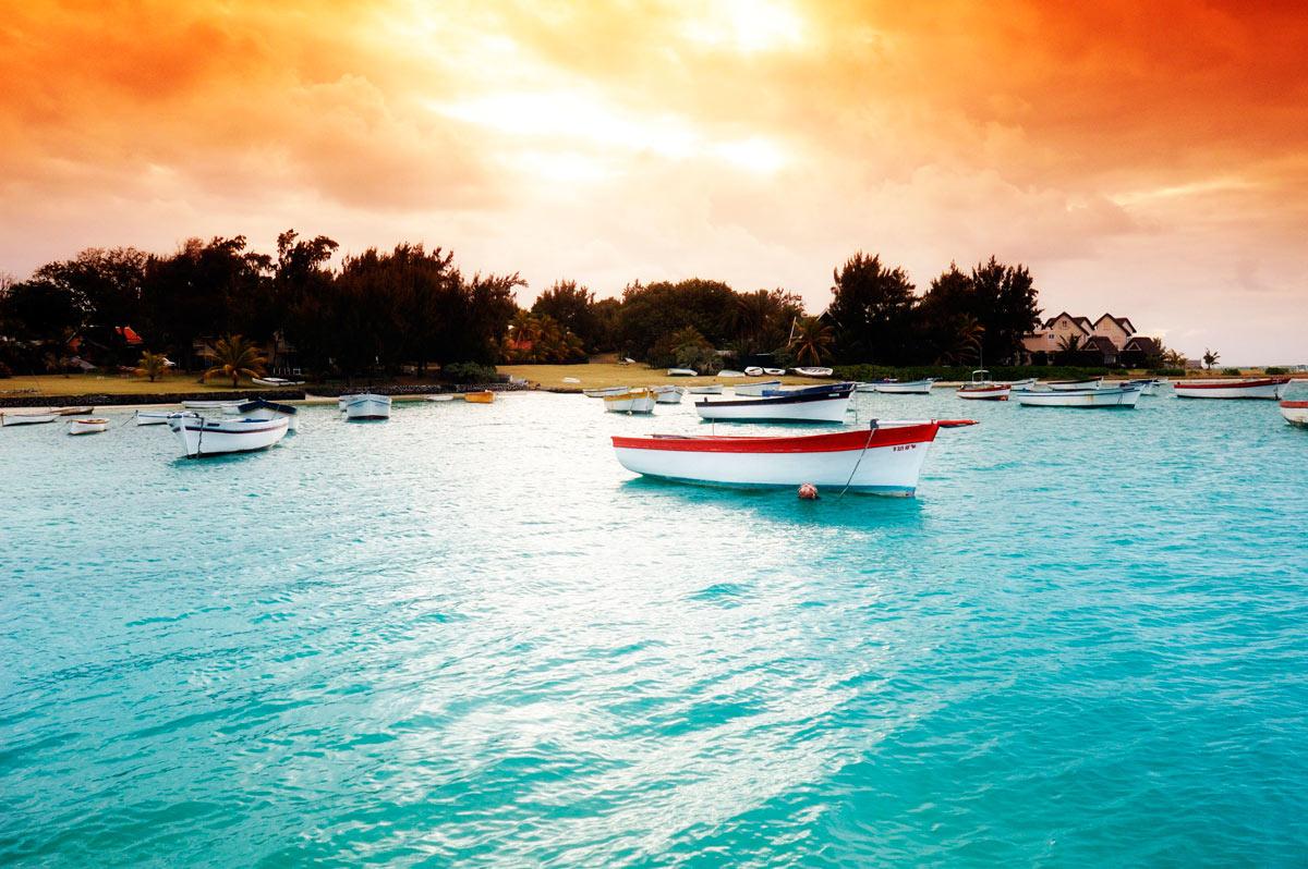 Viaje de novios a Isla Mauricio