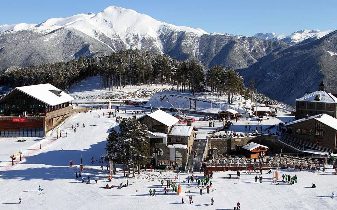 Oferta de esqui en Andorra con forfait