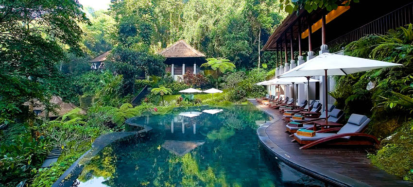 Luna de miel en Bali
