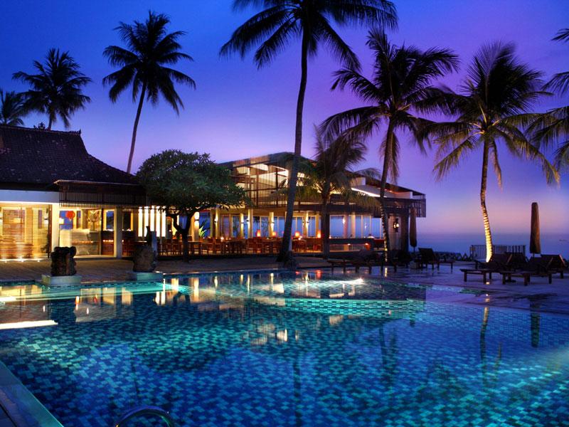 Hoteles en Bali luna de miel