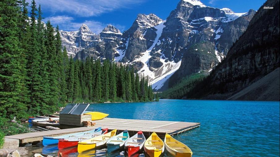 Viaje de novios Canada