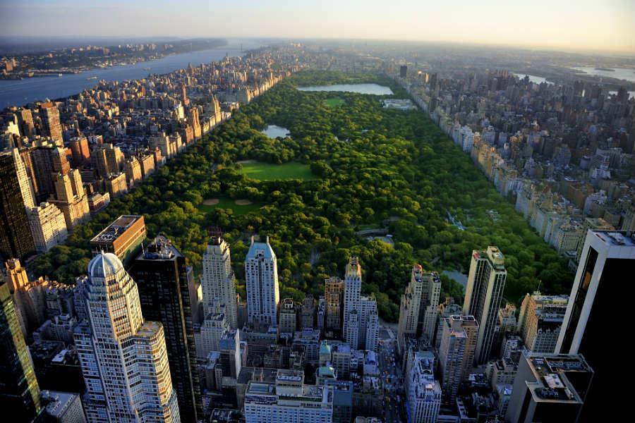 Nueva York luna de miel