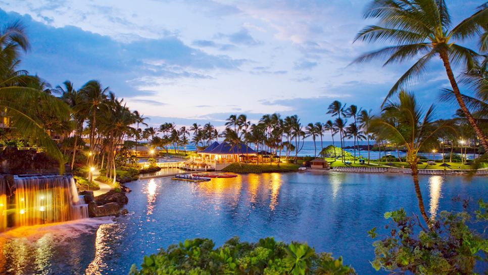 paquete vacacional a Hawaii