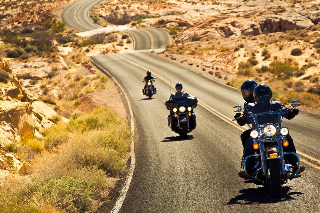 Viaje ruta 66 en moto