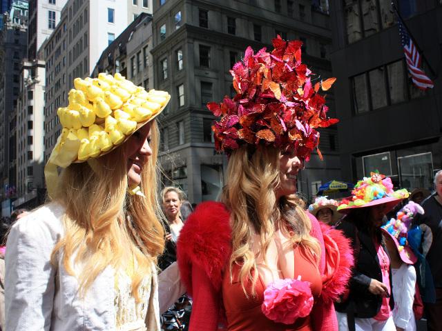 Semana Santa Nueva York