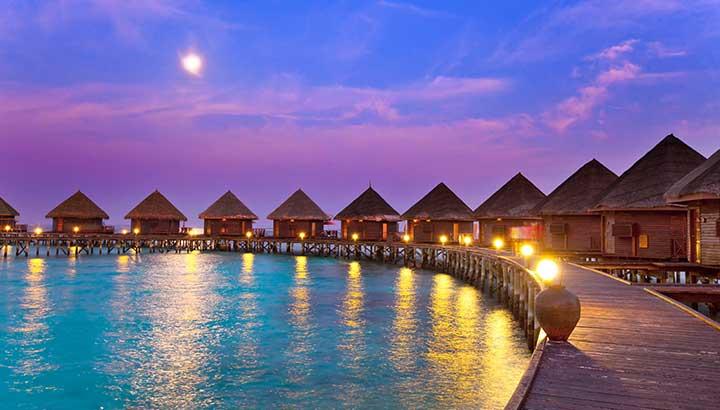 Luna de miel a Tailandia Maldivas