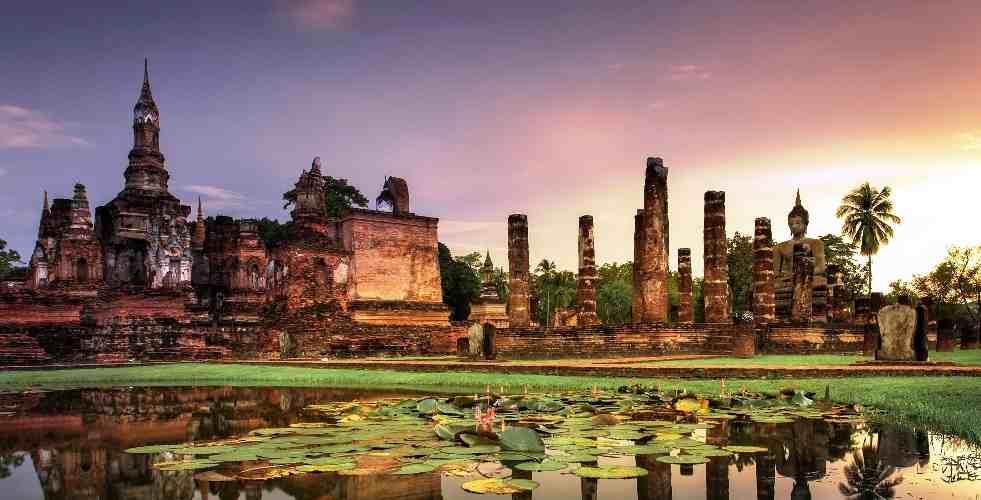 Viaje de novios a Tailandia y Maldivas