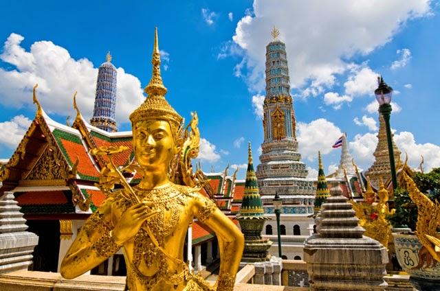 Combinados Bangkok y Krabi