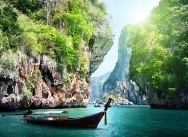 Luna de miel a Tailandia y Maldivas