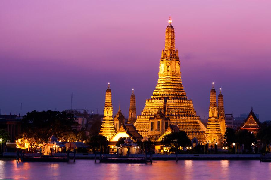 Circuito Bangkok y Krabi