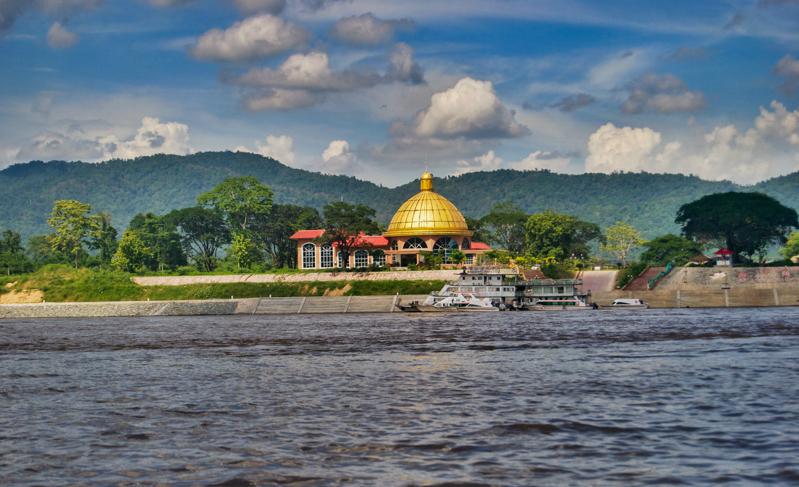 Tailandia tri ngulo de oro desde 1680 felicesvacaciones for Piscina triangulo de oro
