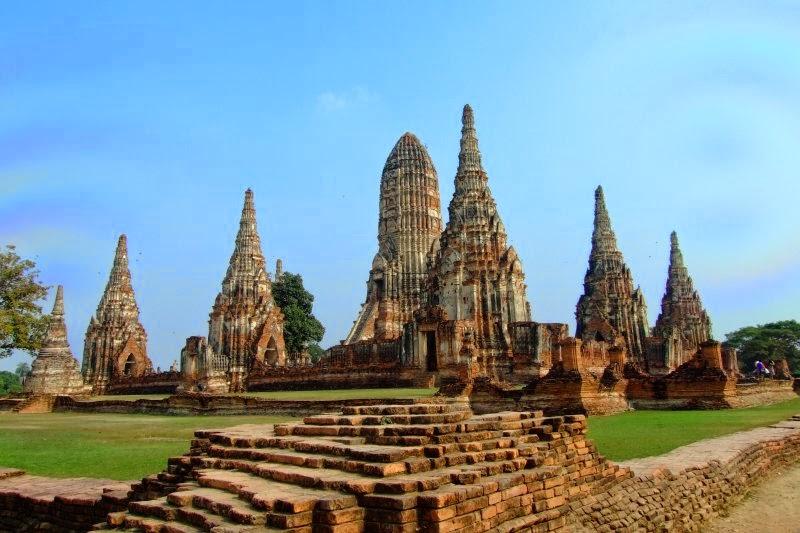 Viaje al Reino de Siam