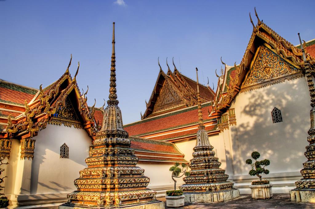 viajes organizados Bangkok