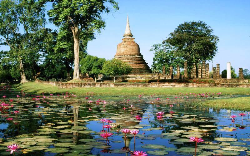 Norte y Sur de Tailandia viaje