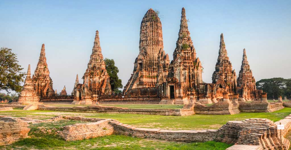 Norte a sur Tailandia viaje