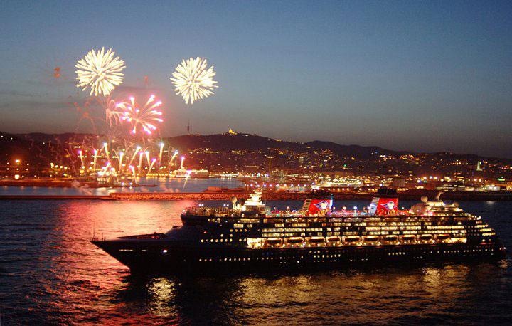 Nochevieja Crucero Mediterraneo
