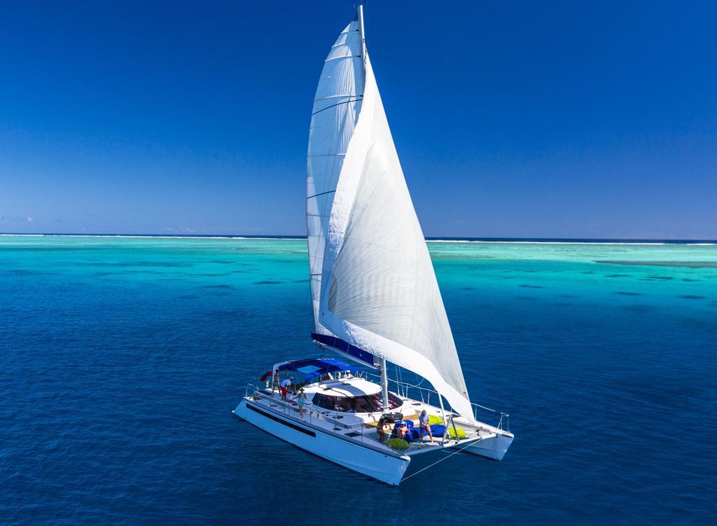 Viaje en Catamaran Islas Fiji